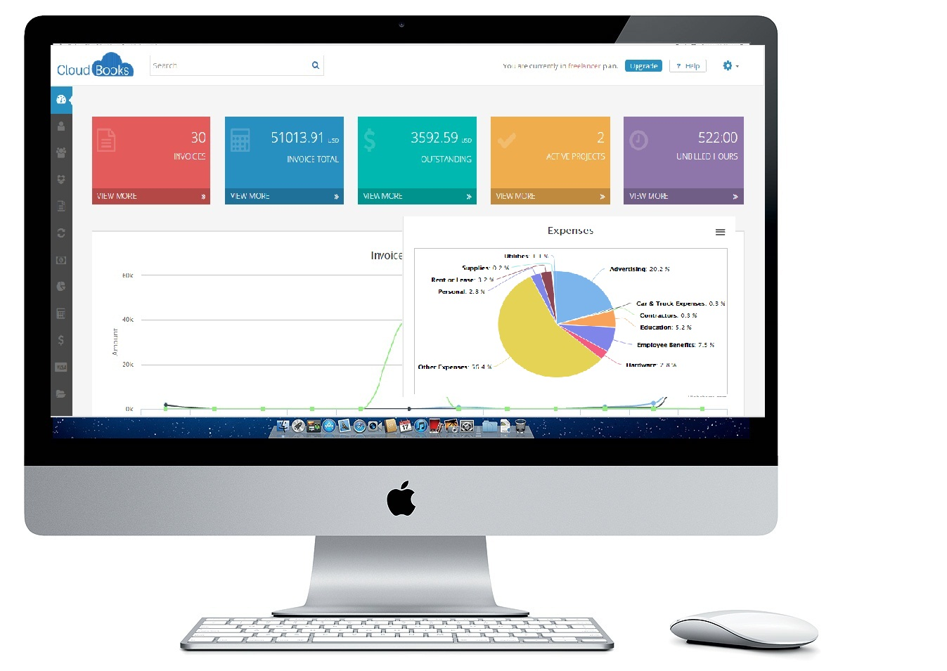 Invoice Management Software Invoice Management System For Small - Invoice management software