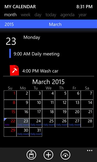 5 Best Calendar App For 2015