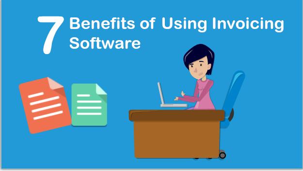 Benefits of invoicing sofftwares
