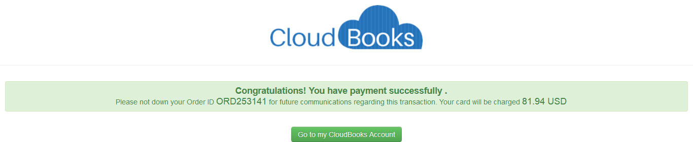 10 - Payment done with redirect URL